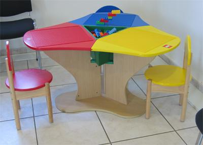Table lego enfant